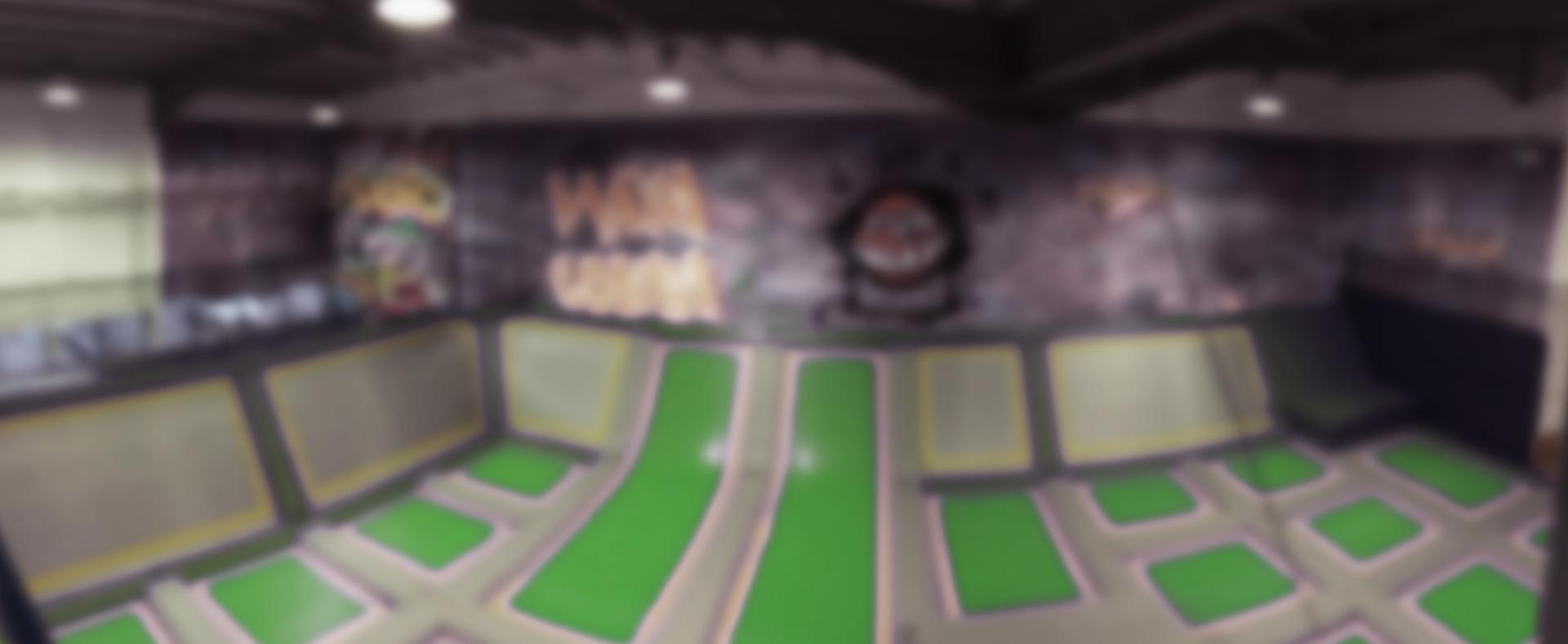 360 trampoline center luleå