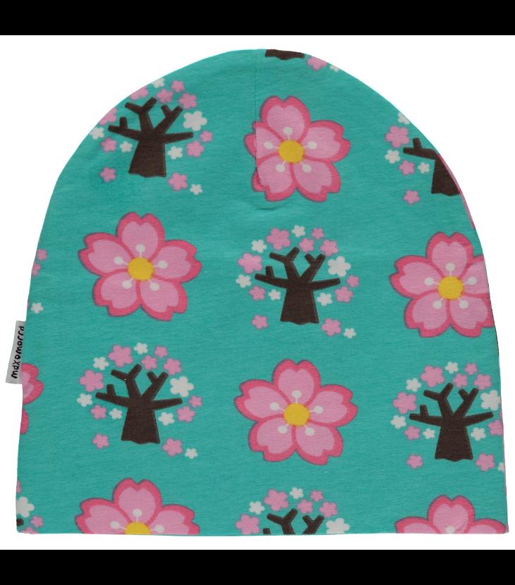 Hat cherry blossom