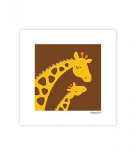 Hoppelina - Grafiskt Tryck/Graphic Print