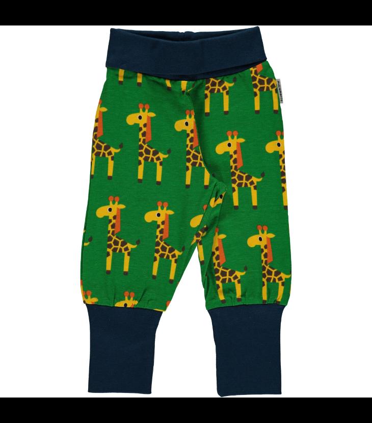 Pants rib giraffe