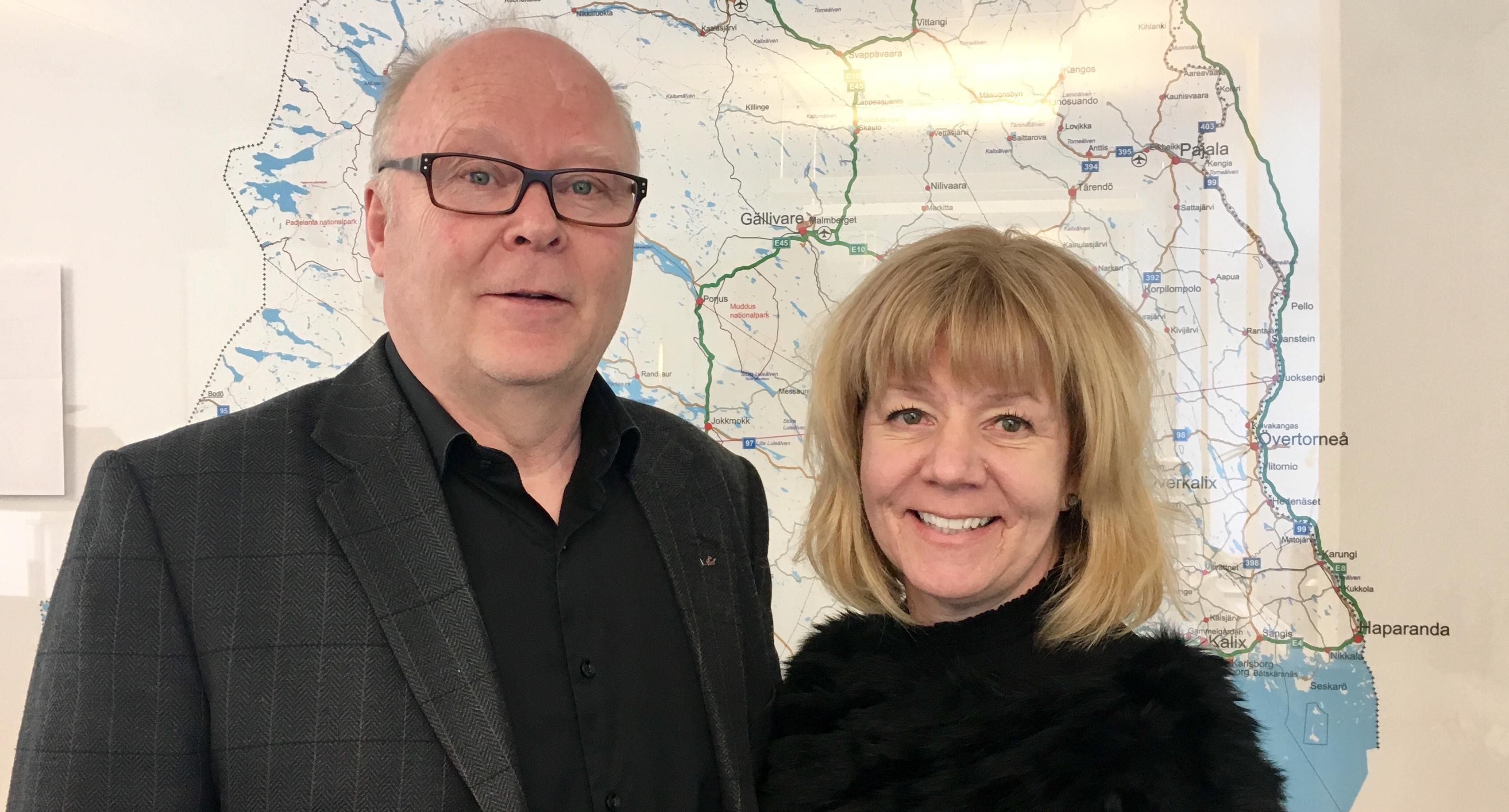 Robert och Linda 1