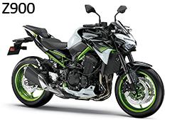 Kawasaki Z900 Johans MC