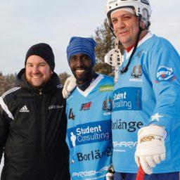 Tobias Lindfors och Somalia Bandy