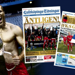 SM Guld IFK Norrköping