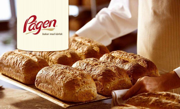 Färskt bröd och goda siffror från Pågen