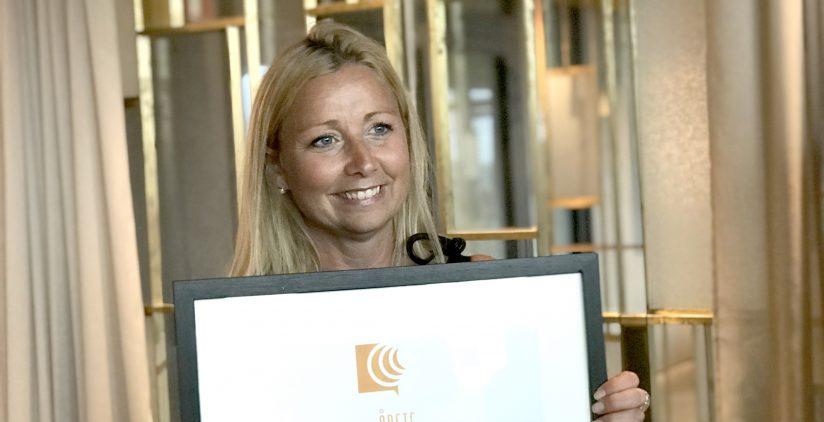 Glada vinnare i Årets Lokala Mediehus 2018!