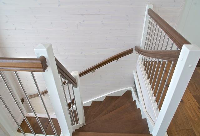 Branten hemavan trapp