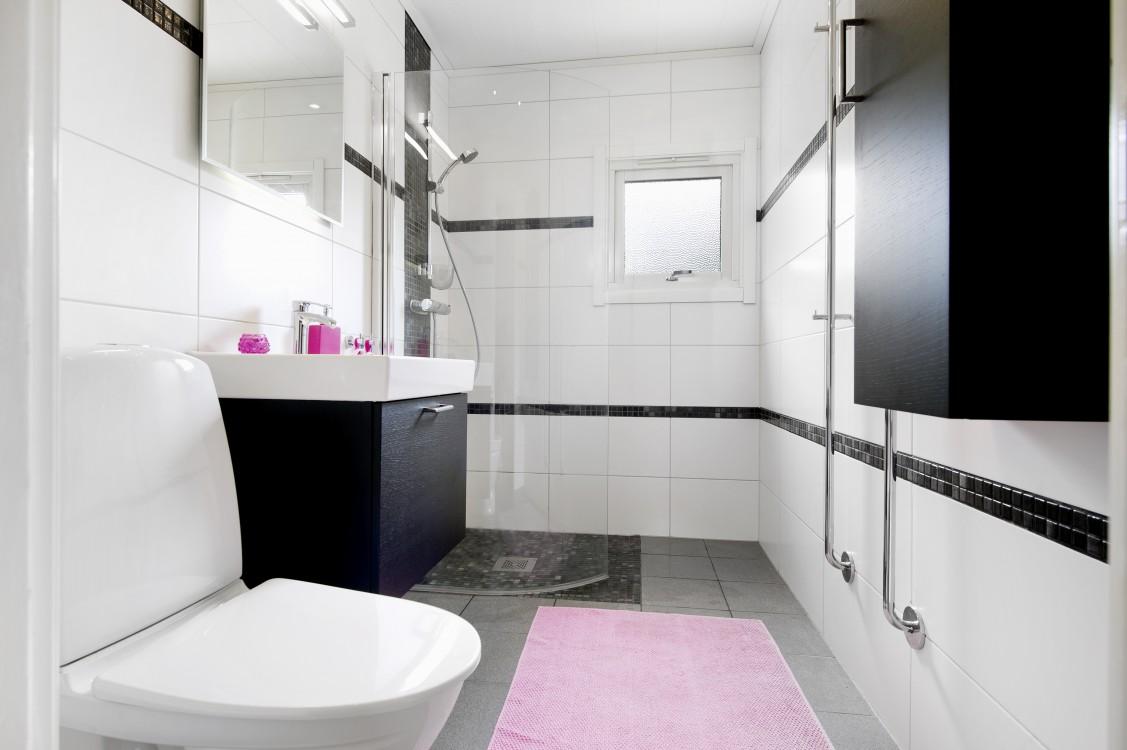 Badrum, bastu och tvättstuga   norrbygg