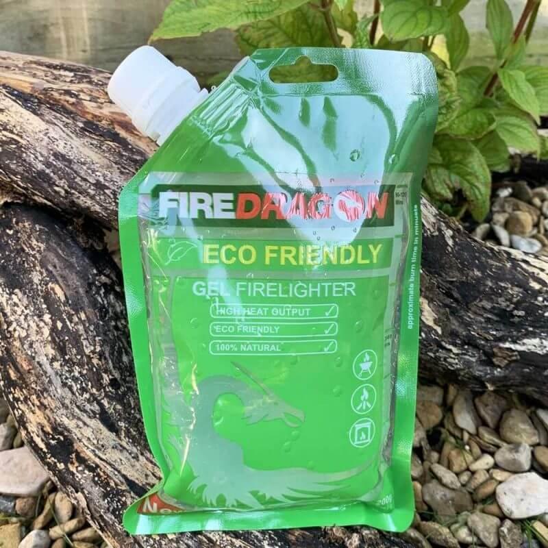 BCB Fire Dragon bränsle till spritkök och nödspis (gel), miljöbild