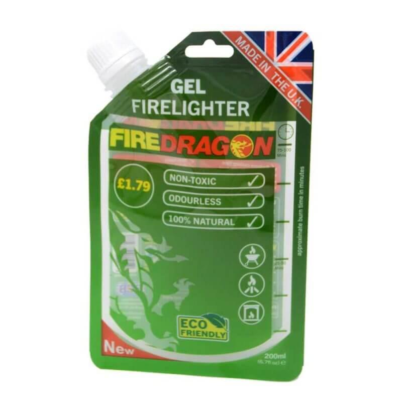 BCB Fire Dragon bränsle till spritkök och nödspis (gel)