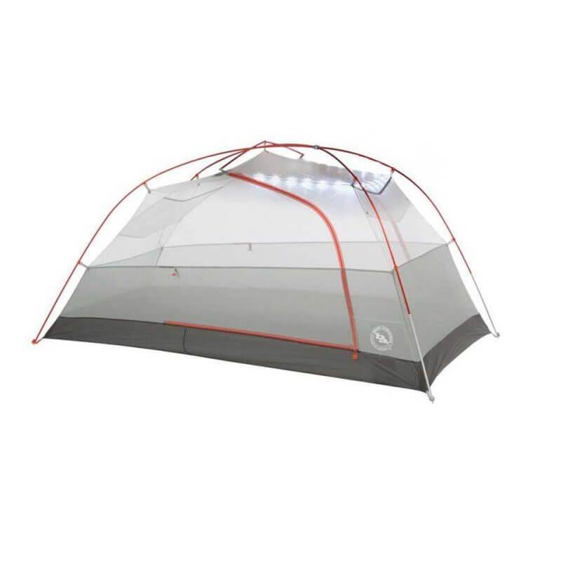Big Agnes tält för 2 personer – Copper Spur HV UL2 mtnGLO, lätt att sätta up