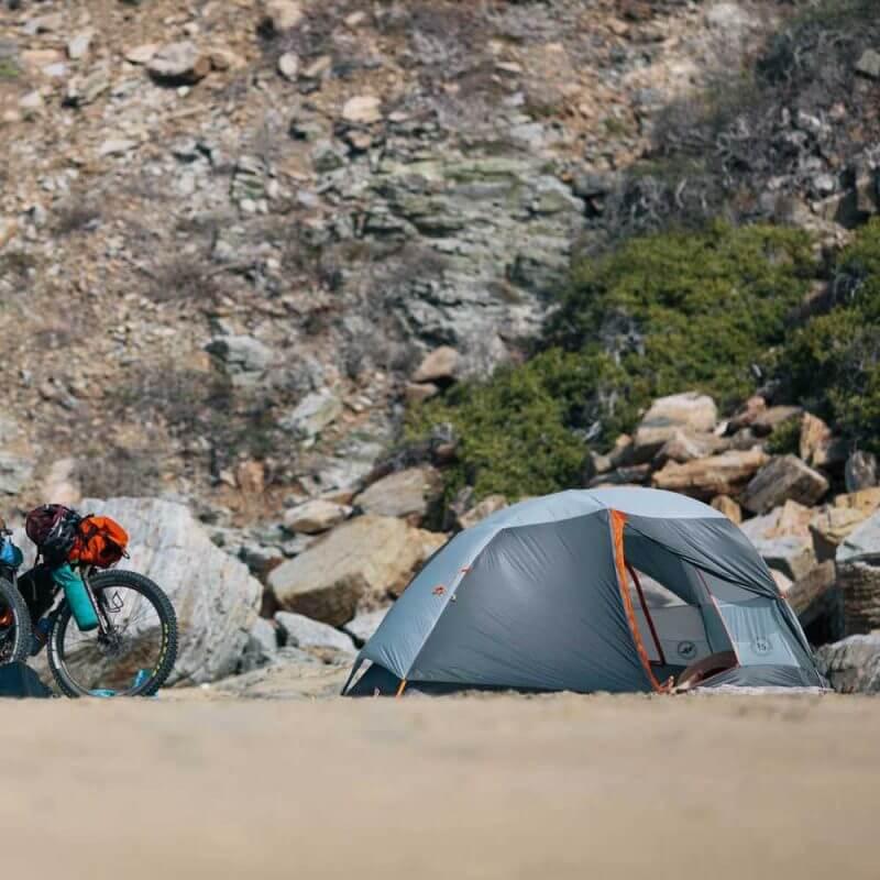 Big Agnes tält för 2 personer – Copper Spur HV UL2 mtnGLO, miljöbild