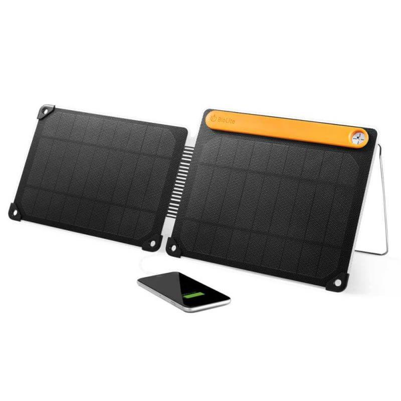 BioLite SolarPanel 10+ portabel solpanel