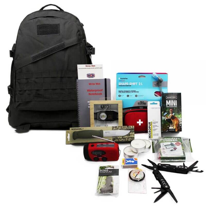 Bug Out Bag Stad