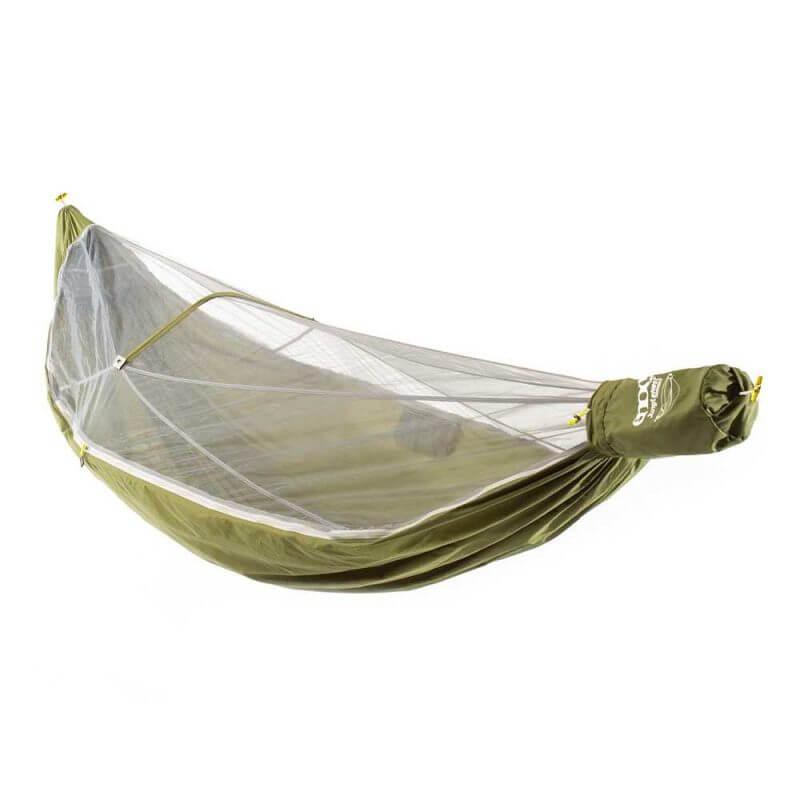 ENO JungleNest hammock –Evergreen med myggnät