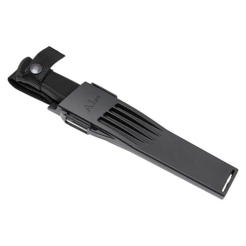 Fällkniven A1 Pro överlevnadskniv med CoS kobolt specialstål hölster