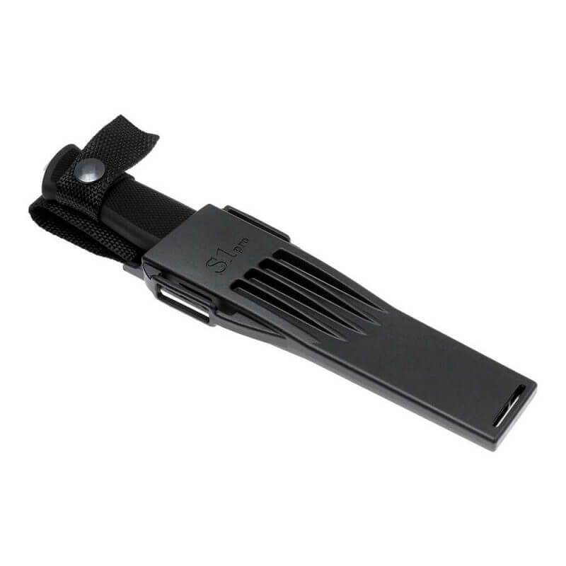 Fällkniven S1 Pro överlevnadskniv med CoS kobolt specialstål, hölster