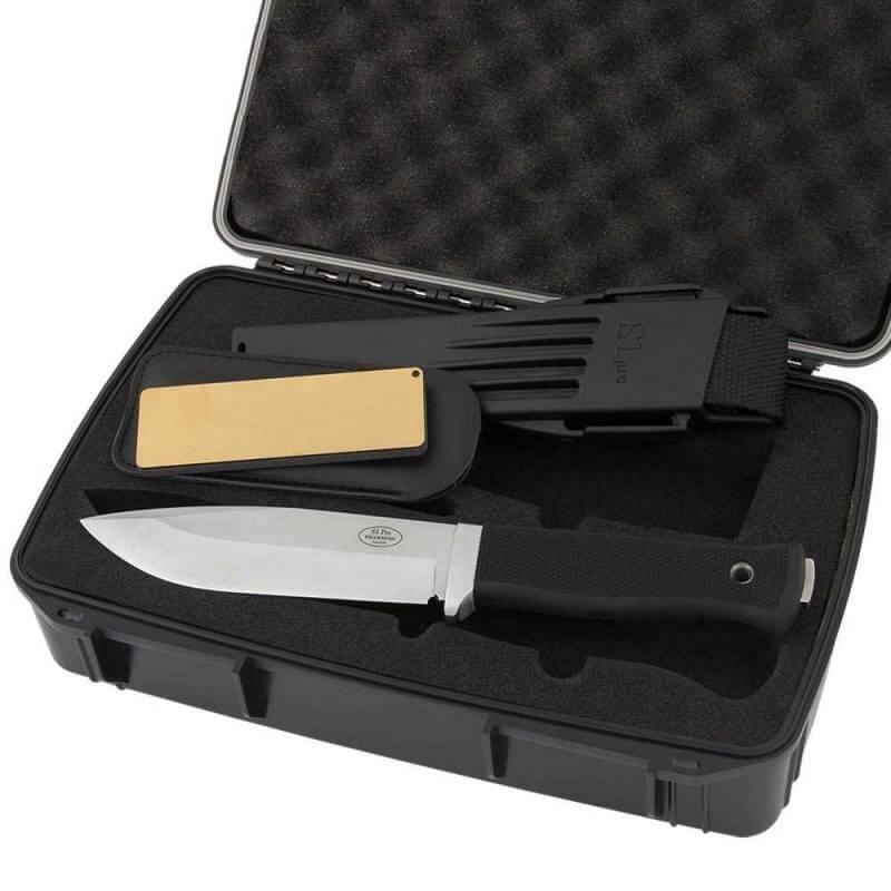 Fällkniven S1 Pro överlevnadskniv med CoS kobolt specialstål i låda
