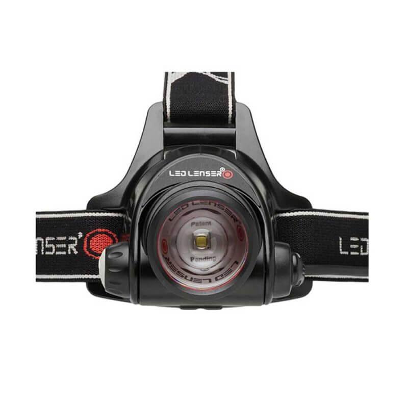 Led Lenser Pannlampa H14R.2 - uppladdningsbar som lyser upp 300 meter framåt