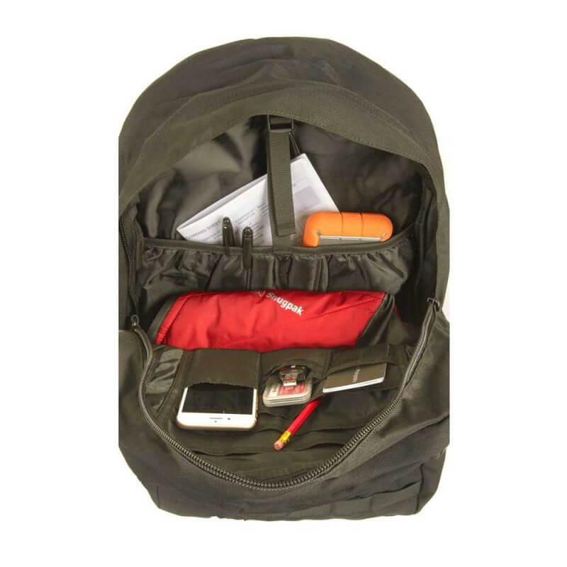 Ryggsäck Snugpak Xocet 35 liter – olivfärgad, dagsryggsäck
