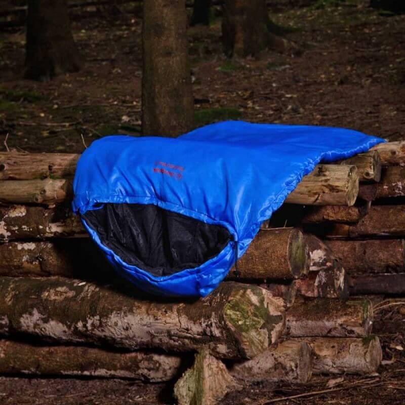 Sovsäck Snugpak Travelpak 2 – lätt och tar liten plats