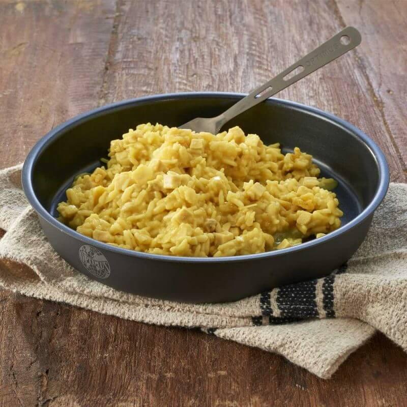 Kyckling med curryris Trek'N Eat glutenfri