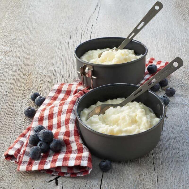 Rispudding med vaniljsmak – Trek'N Eat, glutenfri