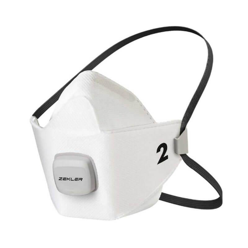 Zekler filtrerande halvmask 1502v FFP2