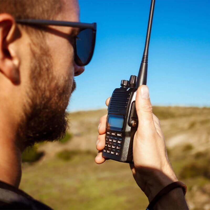 Kommunikation & Radio