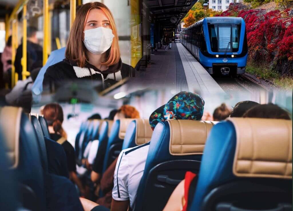 säkerhet i kollektivtrafiken, tips
