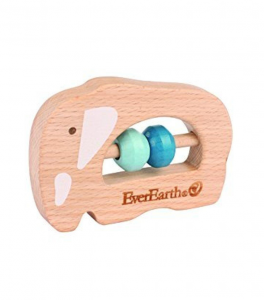 Ever Earth - Greppleksak/Skallra - Grasping Toy/Rattle