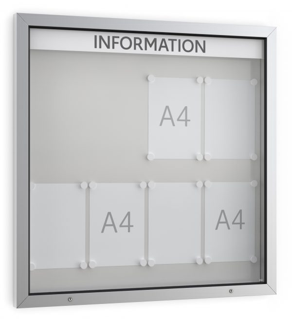 Informationstavla E8