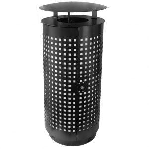 Papperskorg Cylinder 120