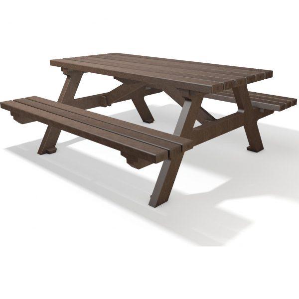 Bänkbord Sedum