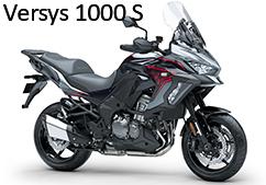 Kawasaki Versys 1000 S Johans MC