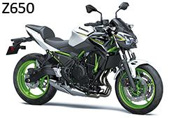 Kawasaki Z650 Johans MC
