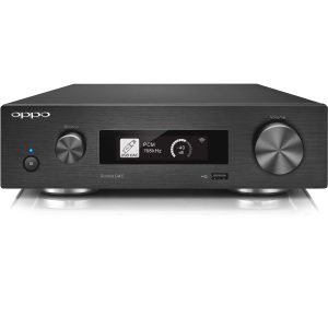 CD-SPELARE BLURAY STREAMERS DAC TUNER