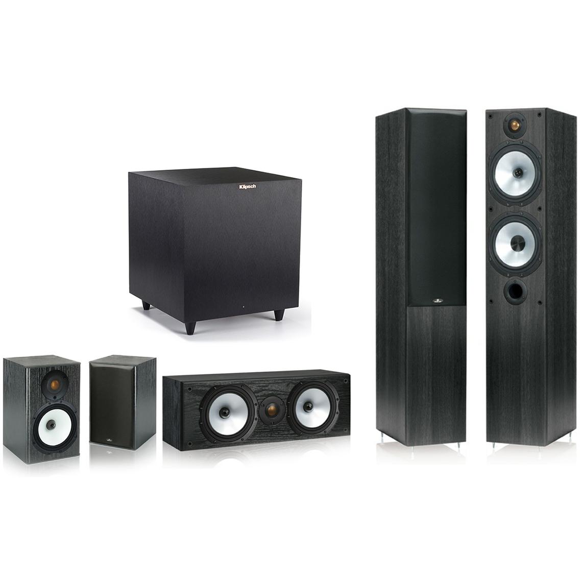 Monitor Audio Reference MR4 5.1 Paket - Ljudshopen ed933421e7b4c
