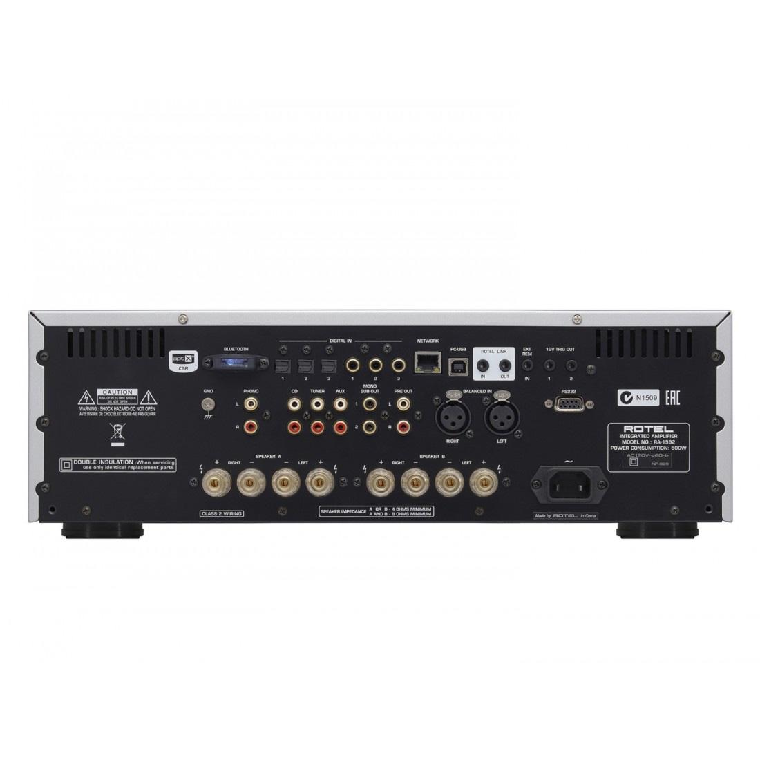Rotel RA-1592 Stereoförstärkare - Ljudshopen 5083978f73500