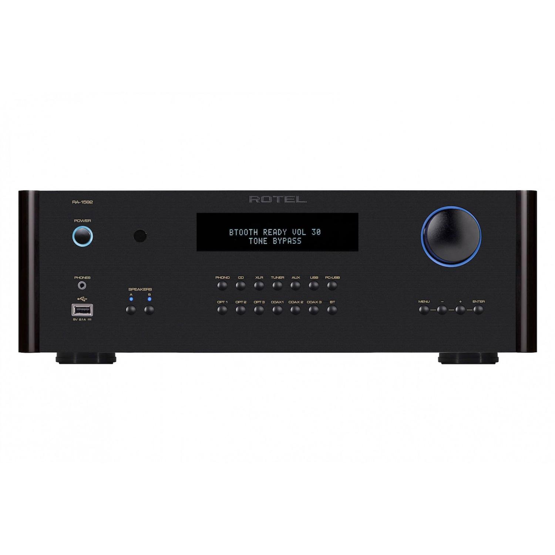 Rotel RA-1592 Stereoförstärkare - Ljudshopen 832f08d2a2081