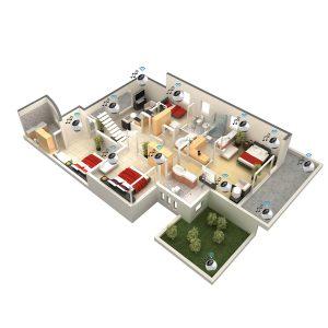 Installation Multiroom Infällnads produkter Styrsystem