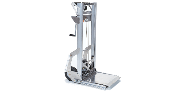 Load Lifter cutout