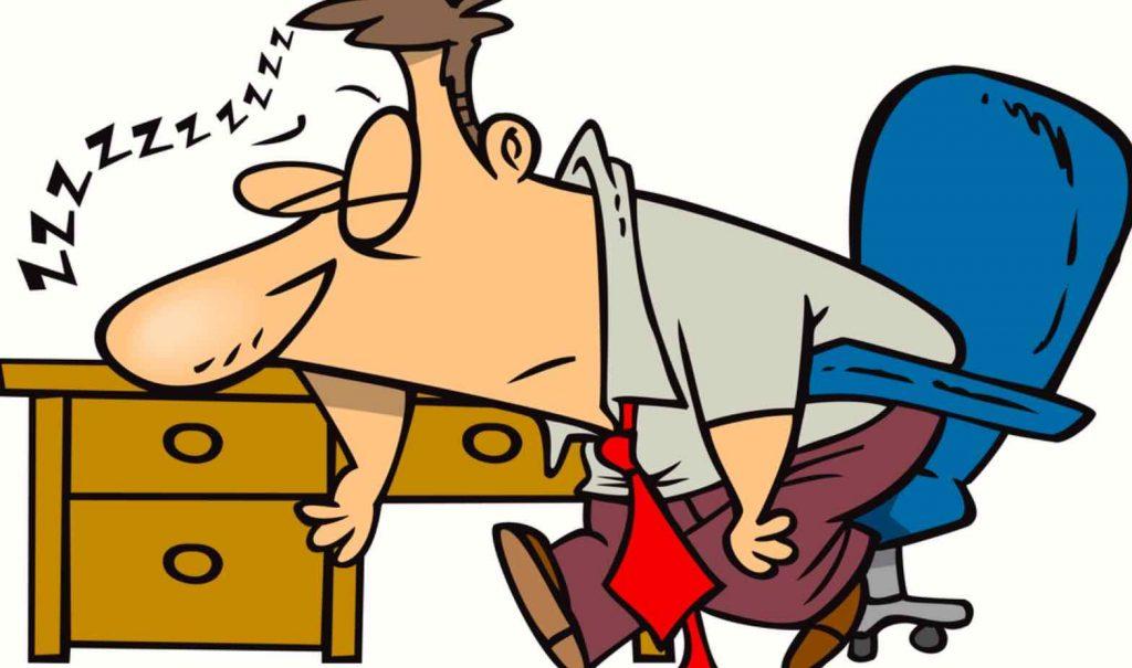 napping at work makes you more efficient nya ledarskapet