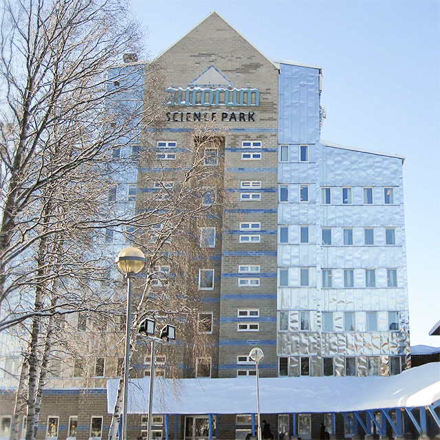 Head office in Sweden