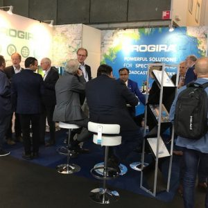PROGIRA Launches New Spectrum Management System at the IBC!