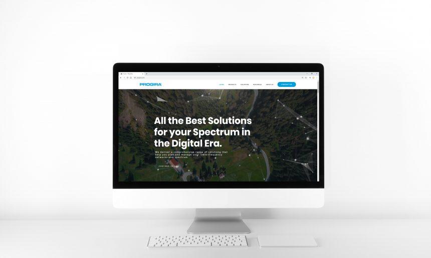 PROGIRA'S New Website is Live!