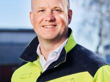 David Öquist, vd Sunpine.